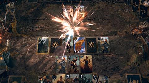 巫师之昆特牌:王权的陨落3
