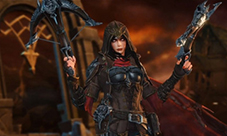 暗黑破坏神不朽猎魔人宣传视频 猎魔人技能展示