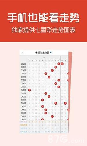 七星彩APP手机软件截图2