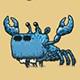 河马脸螃蟹