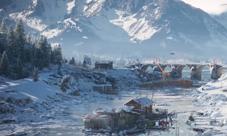 绝地求生雪地地图宣传视频 Vikend维肯迪宣传CG