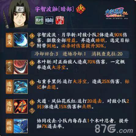 火影忍者OL手游疾风传版本爆料4