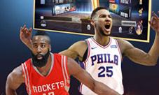 最强NBA宣传CG视频 NBA全明星震撼来袭