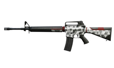 絕地求生刺激戰場M16A4狂怒皮膚怎么獲得 圖鑒介紹