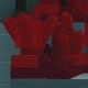乐高无限红水晶块