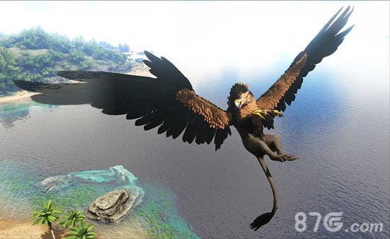 方舟生存进化狮鹫喂什么 狮鹫驯化饲料分布一览