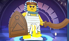 乐高无限埃及战士皮肤赏析 埃及战士皮肤一览