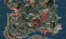 绝地求生刺激战场网红小树在哪里 网红小树位置一览