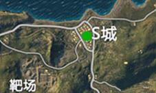绝地求生刺激战场S城圣诞树在哪 地图位置一览