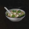蔬菜鱼丸汤