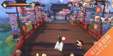 侍魂胧月传说花之町木桥在哪里2