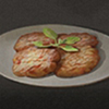 胡萝卜肉饼