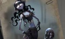 第五人格梦之女巫图片 新角色梦之女巫高清大图欣赏