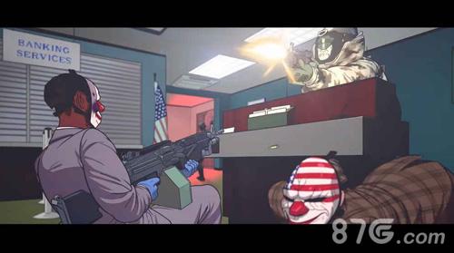 Payday Crime War中文版截图5