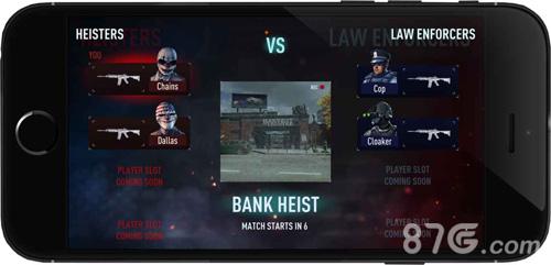 Payday Crime War中文版截图3
