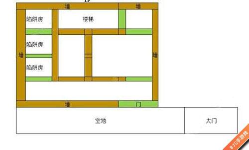 明日之后房子设计图纸建造步骤2