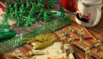 兵人大战宣传CG视频 客厅里的经典玩具兵团手游