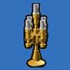 金质大烛台