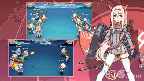 战舰少女R企业版截图4