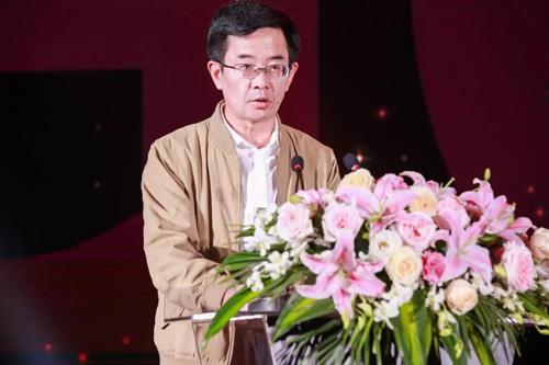 中宣部出版局网络出版处处长张怀海先生