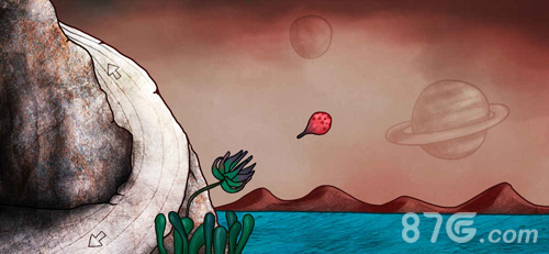 迷失島3宇宙的塵埃截圖4