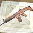SCAR-L突擊步槍