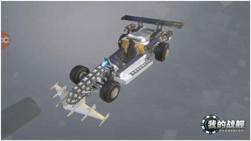 我的战舰:机械世纪2