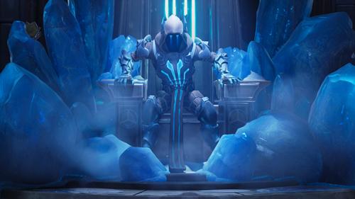 堡垒之夜冰风暴玩法上线1