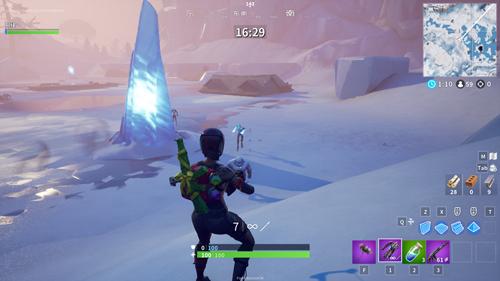 堡垒之夜冰风暴玩法上线2