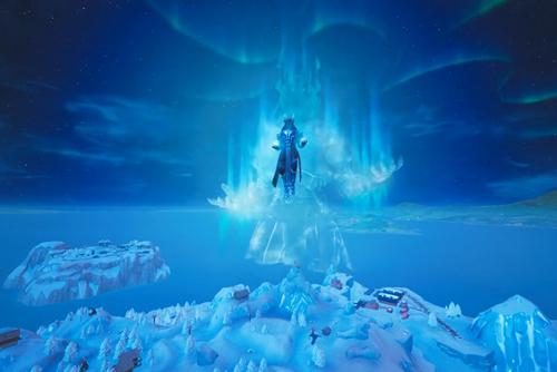 堡垒之夜冰风暴玩法上线4