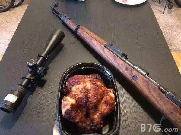 绝地求生刺激战场98k是什么枪图片 吃鸡98k原型