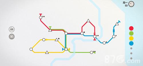 迷你地铁截图1