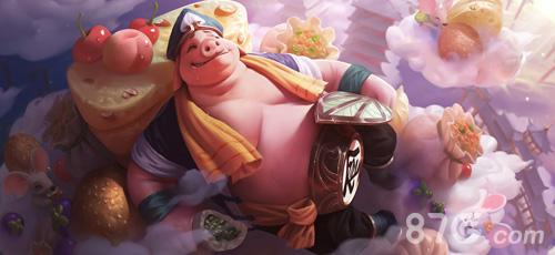 王者荣耀猪八戒年年有余