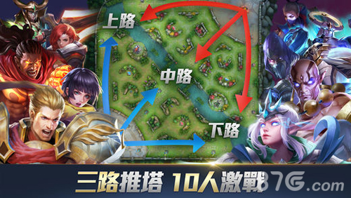 Arena of Valor台服截图4