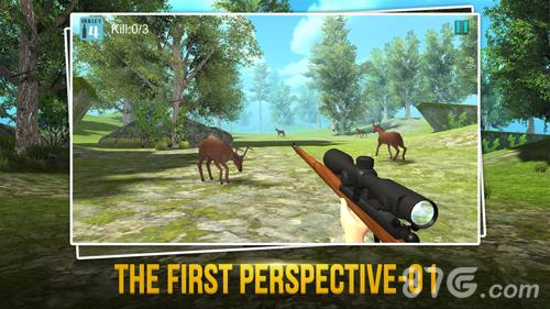 模拟猎人1