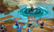 阴阳师荒川之怒十层快速通关视频 推荐两种式神