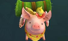 创造与魔法壮壮的猪猪怪好用吗 坐骑属性获得方法
