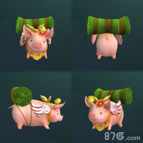 创造与魔法壮壮的猪猪怪图鉴