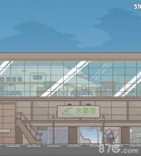 Tsuki月兔冒险大城市攻略1