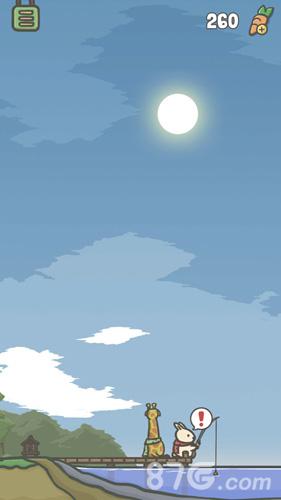 Tsuki月兔冒险怎么钓鱼