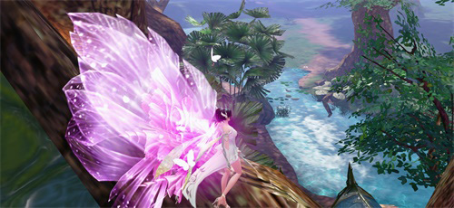 飛行玩法-一界:飛上樹梢