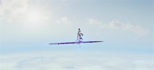飛行玩法-三界:俯瞰世界