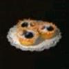 藍莓椰絲脆