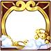 金箍祥云头像框