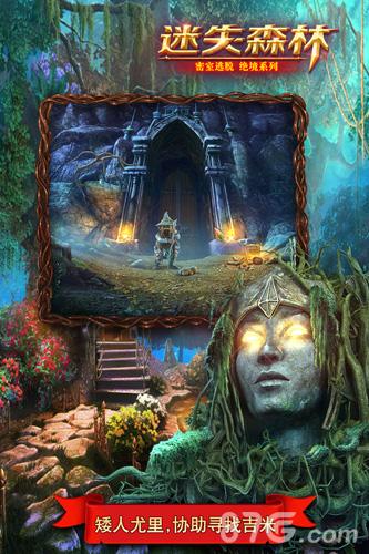 密室逃脱绝境系列4迷失森林截图3