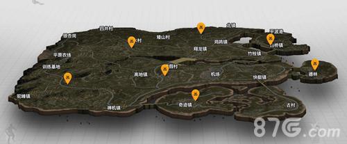 王牌战争4399版地图