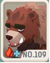 紅棕熊首領