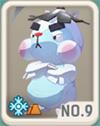 雪地土撥鼠