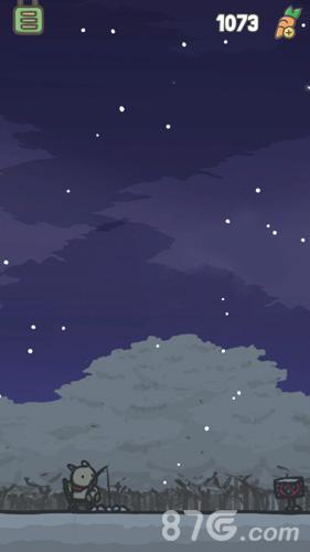月兔冒险雪山钓鱼