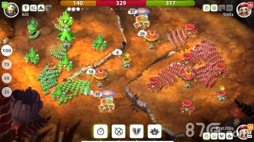 Mushroom Wars 2截图3